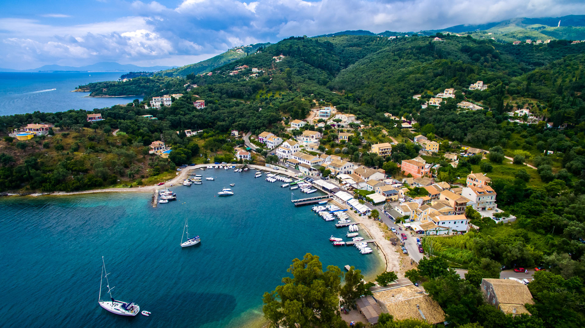 Corfu-Boats-in-St-Stefanos